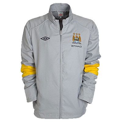 manchester city match day jacket
